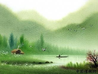 Spring Water 春水